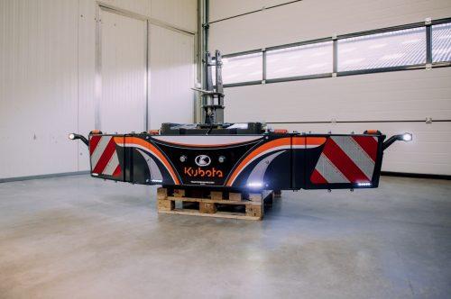 bumper-masse-lestage-masse bumper-coffre de rangement-poids tracteur-masse bumper H4