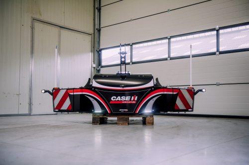 bumper-masse-lestage-masse bumper-coffre de rangement-poids tracteur-masse bumper H6