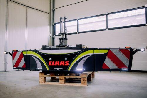 bumper-masse-lestage-masse bumper-coffre de rangement-poids tracteur-masse bumper H8